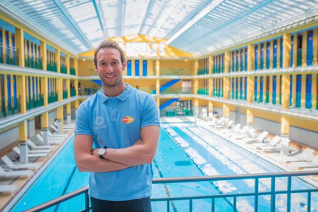 Fabien Gilot - SwimStars